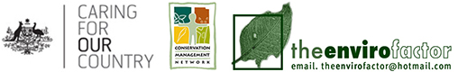 Caring for Our Country, Conservation Management Network, EnviroFactor
